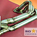 Exhaust Manifold for Evo 9