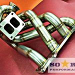 Exhaust Manifold for Toyota mr2 T4 twinscroll 3sgte