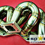 T25 sr20det top mount header