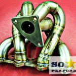 4g63 hower td06 turbo header