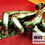 Exhaust Manifold for e36 m50