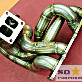 Exhaust manifold 3sgte T4 topmount for toyota mr2