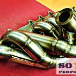Exhaust Manifold for Mazda rx8 2jzgte