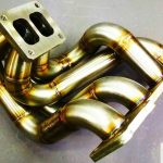 Toyota mr2 3sgte gen4 T4 header